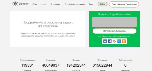 Zengram промокод